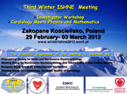 Third Winter ISHNE Meeting